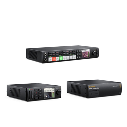 Switcher Black Magic ATEM BUNDLE